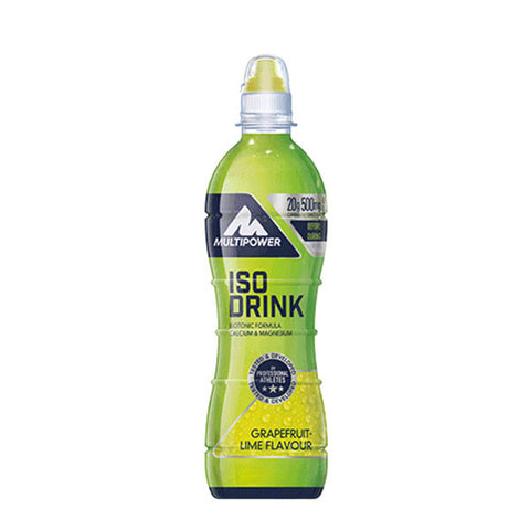 ISO DRINK 24x500ml | MULTIPOWER | Outletintegratori.com