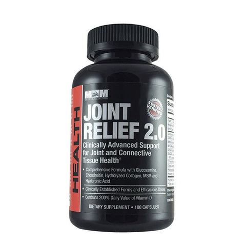 MAX JOINT RELIEF | MAX MUSCLE | Outletintegratori.com