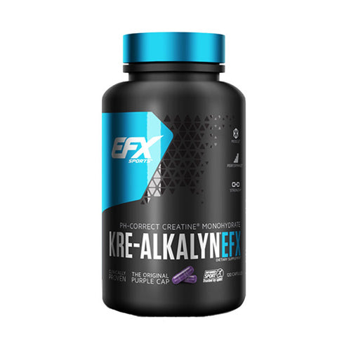 KRE-ALKALYN 120 Caps | EFX SPORTS | Outletintegratori.com