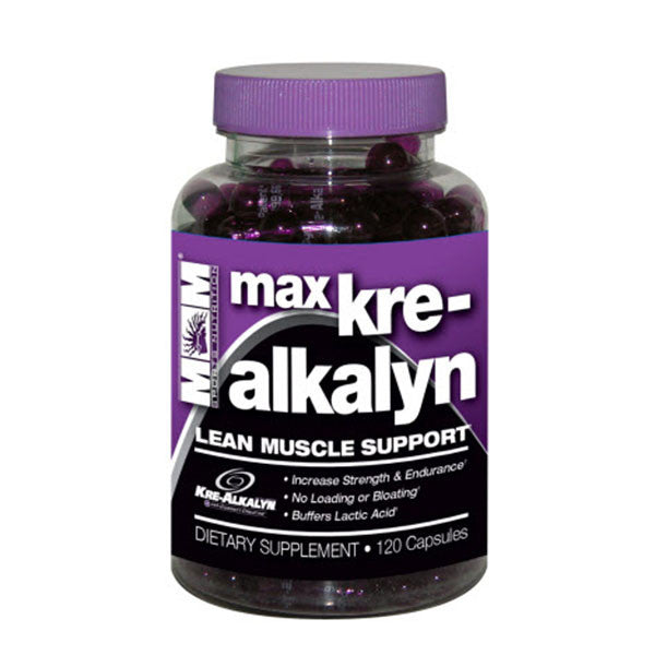 MAX KRE-ALKALYN | MAX MUSCLE | Outletintegratori.com