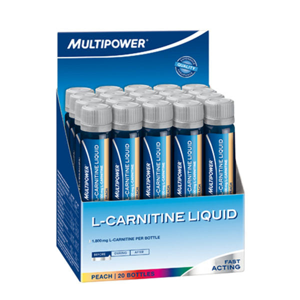 L-CARNITINE LIQUID | MULTIPOWER | Outletintegratori.com