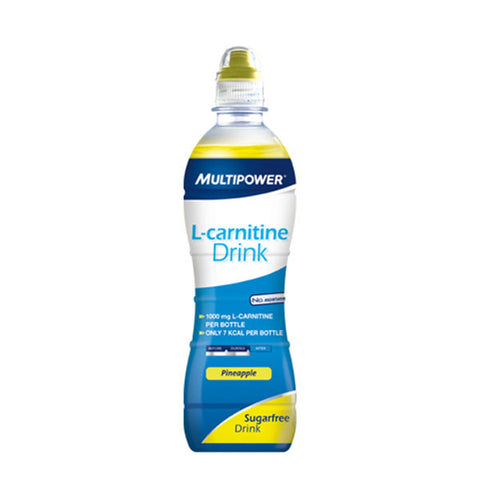 L-CARNITINE DRINK 24x500ml | MULTIPOWER | Outletintegratori.com