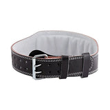 LEATHER BELT | NON SOLO il FITNESS | Outletintegratori.com