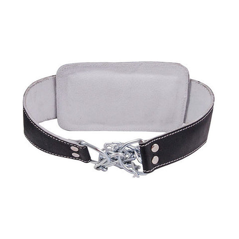 LEATHER DIP BELT | NON SOLO il FITNESS | Outletintegratori.com