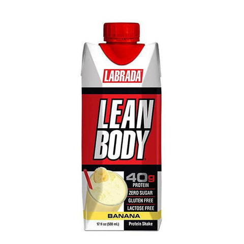 LEAN BODY READY TO DRINK | LABRADA | Outletintegratori.com