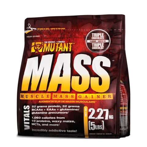 MASS 2.267kg | MUTANT | Outletintegratori.com