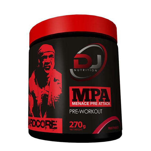 MPA MENACE PRE ATTACK | DJ NUTRITION | Outletintegratori.com
