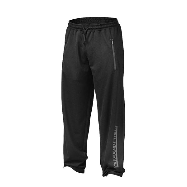 MESH PANTS - BLACK | BETTER BODIES | Outletintegratori.com