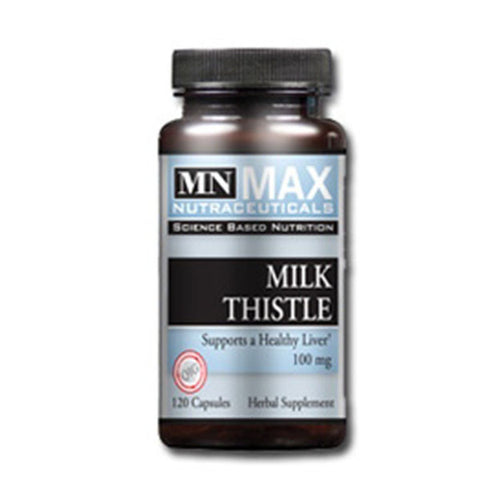 MILK THISTLE | MAX MUSCLE | Outletintegratori.com