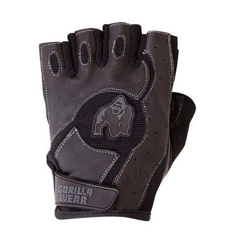 MITCHELL TRAINING GLOVES -BLACK | GORILLA WEAR | Outletintegratori.com
