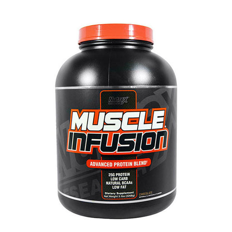 MUSCLE INFUSION 2.268kg | NUTREX | Outletintegratori.com