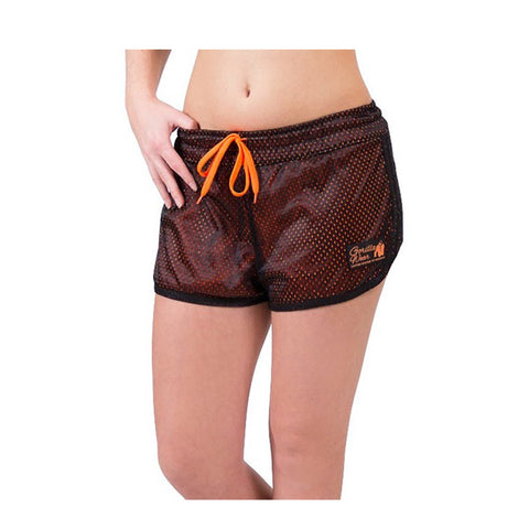 MADISON REVERSIBLE SHORTS BLACK-NEON ORANGE |GW |Outletintegratori.com