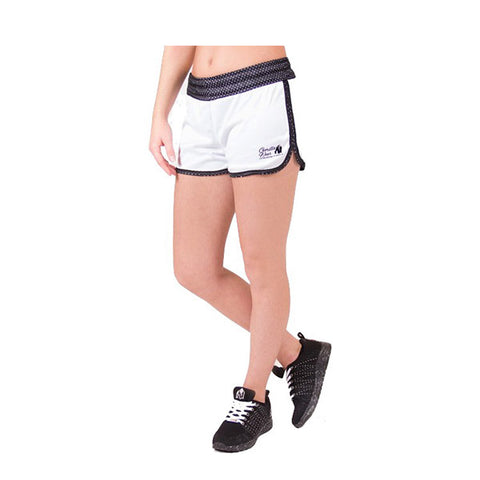 MADISON REVERSIBLE SHORTS BLACK-WHITE |GORILLA WEAR |Outletintegratori