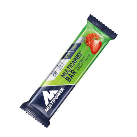 MULTICARBO BAR+ 24x50g | MULTIPOWER | Outletintegratori.com