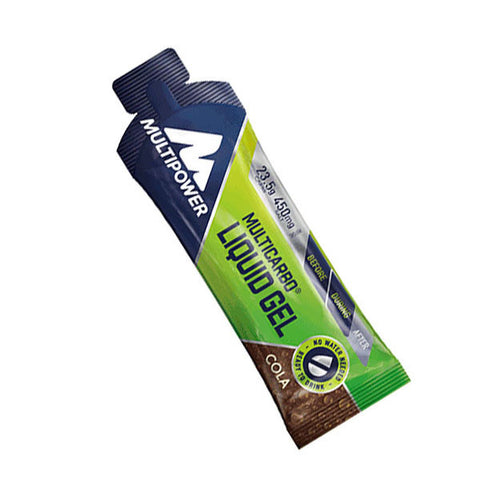 MULTICARBO LIQUID GEL 24x55ml | MULTIPOWER | Outletintegratori.com