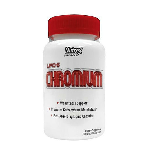 CHROMIUM | ULTIMATE NUTRITION | Outletintegratori.com