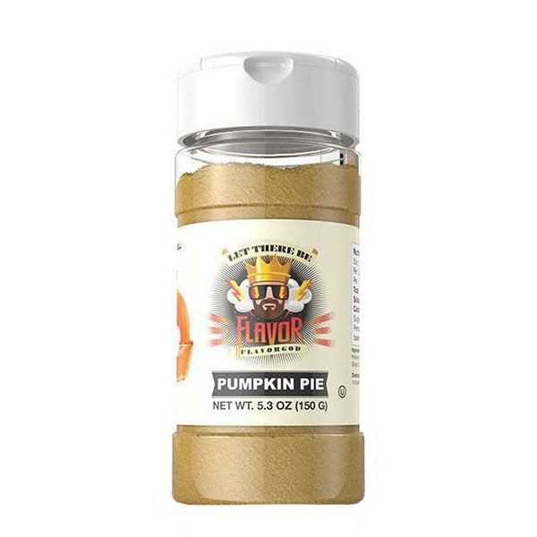 PUMPKIN PIE SEASONING 150g | FLAVOR GOD | Outletintegratori.com