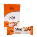 EXTEND BAR 15x40g Peanut Butter | EXTEND NUTRITION | Outletintegratori.com