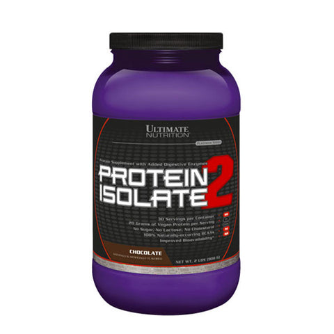 PROTEIN ISOLATE 2 | ULTIMATE NUTRITION | Outletintegratori.com