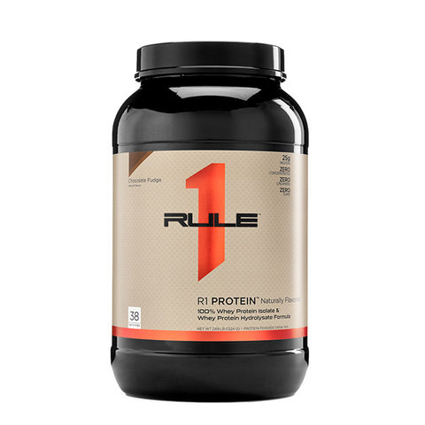 R1 PROTEIN NATURALLY FLAVORED 1.220kg | RULE1 | Outletintegratori.com