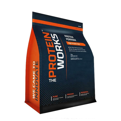 PROTEIN PORRIDGE 2kg | THE PROTEIN WORKS | Outletintegratori.com