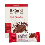EXTEND BAR 15x40g Rich Chocolate | EXTEND NUTRITION | Outletintegratori.com