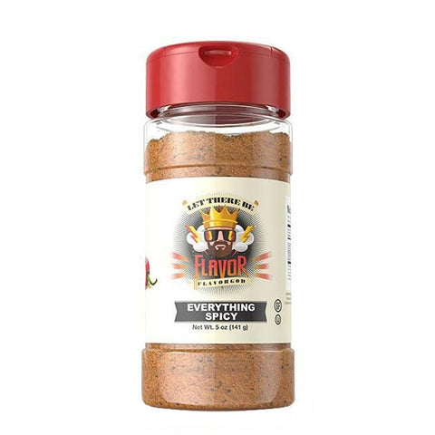 EVERYTHING SPICY SEASONING 141g | FLAVOR GOD | Outletintegratori.com