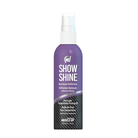 STEP 4 SHOW SHINE® COMPETITION POSING OIL | PRO TAN | Outletintegratori.com