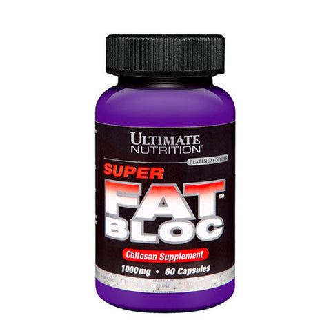 SUPER FAT BLOC | ULTIMATE NUTRITION | Outletintegratori.com