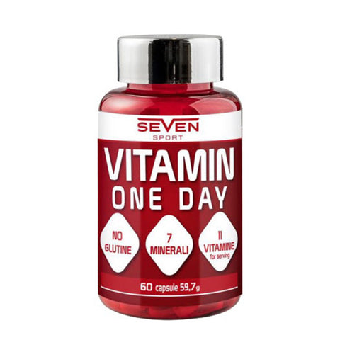 VITAMIN ONE DAY 60 Caps | SEVEN NUTRITION | Outletintegratori.com