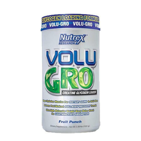 VOLU-GRO | ULTIMATE NUTRITION | Outletintegratori.com