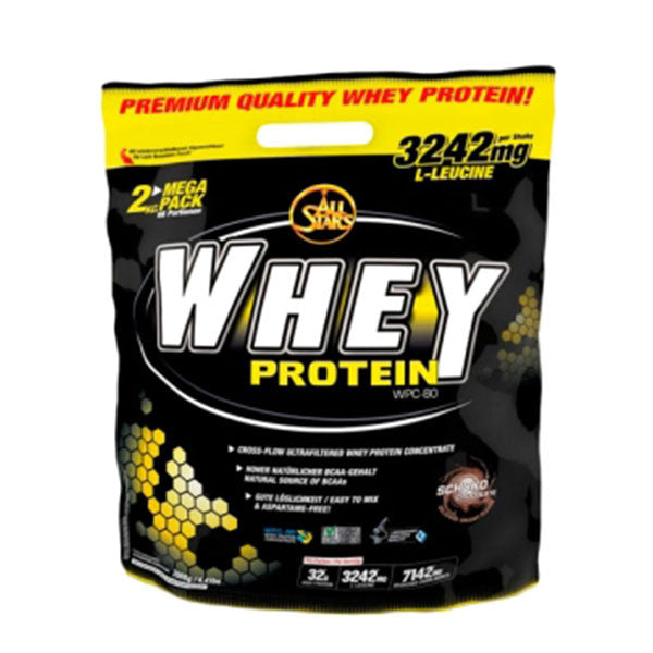 WHEY PROTEIN 2kg | ALL STARS | Outletintegratori.com
