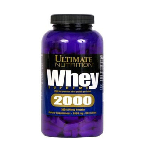 WHEY SUPREME | ULTIMATE NUTRITION | Outletintegratori.com