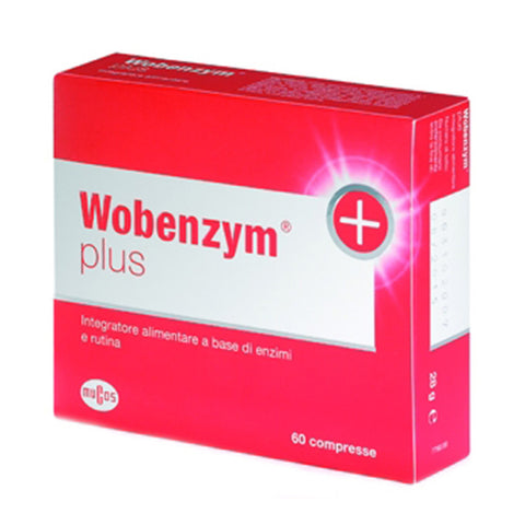 WOBENZYM PLUS 60 Cpr | NAMED SPORT | Outletintegratori.com