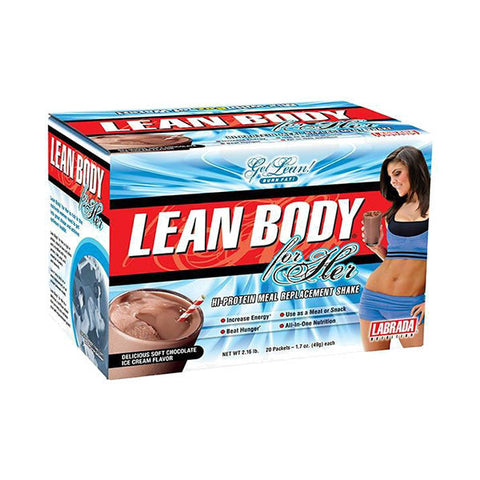LEAN BODY FOR HER | LABRADA | Outletintegratori.com