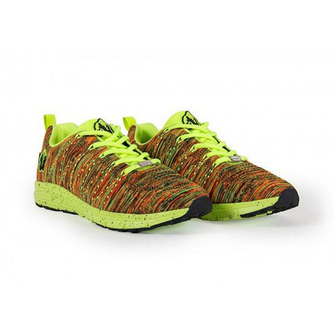 BROOKLYN KNITTED SNEAKERS NEON MIX|GORILLA|Outletintegratori.com