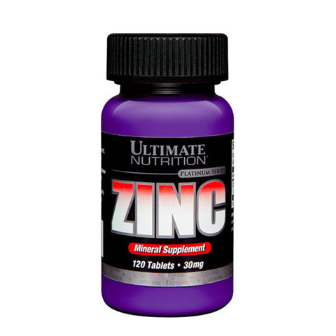 ZINC | ULTIMATE NUTRITION | Outletintegratori.com