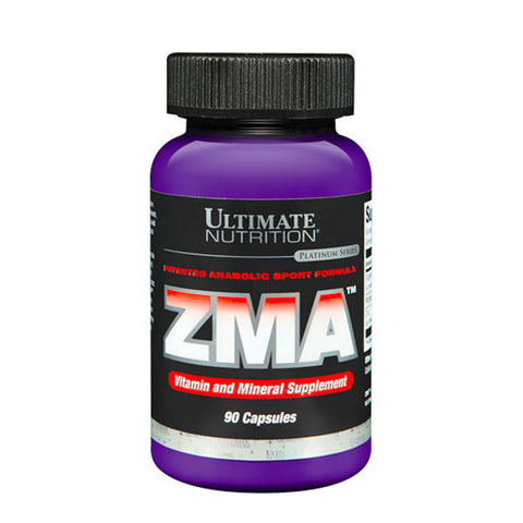 ZMA | ULTIMATE NUTRITION | Outletintegratori.com