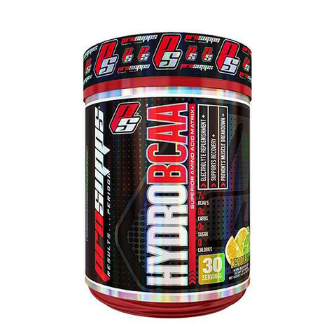 HYDROBCAA 405g Lemon Lime | PROSUPPS | Outletintegratori.com