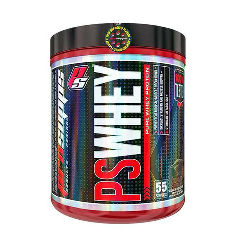PS WHEY 1.815kg Molten Chocolate Cake | PROSUPPS | Outletintegratori.com