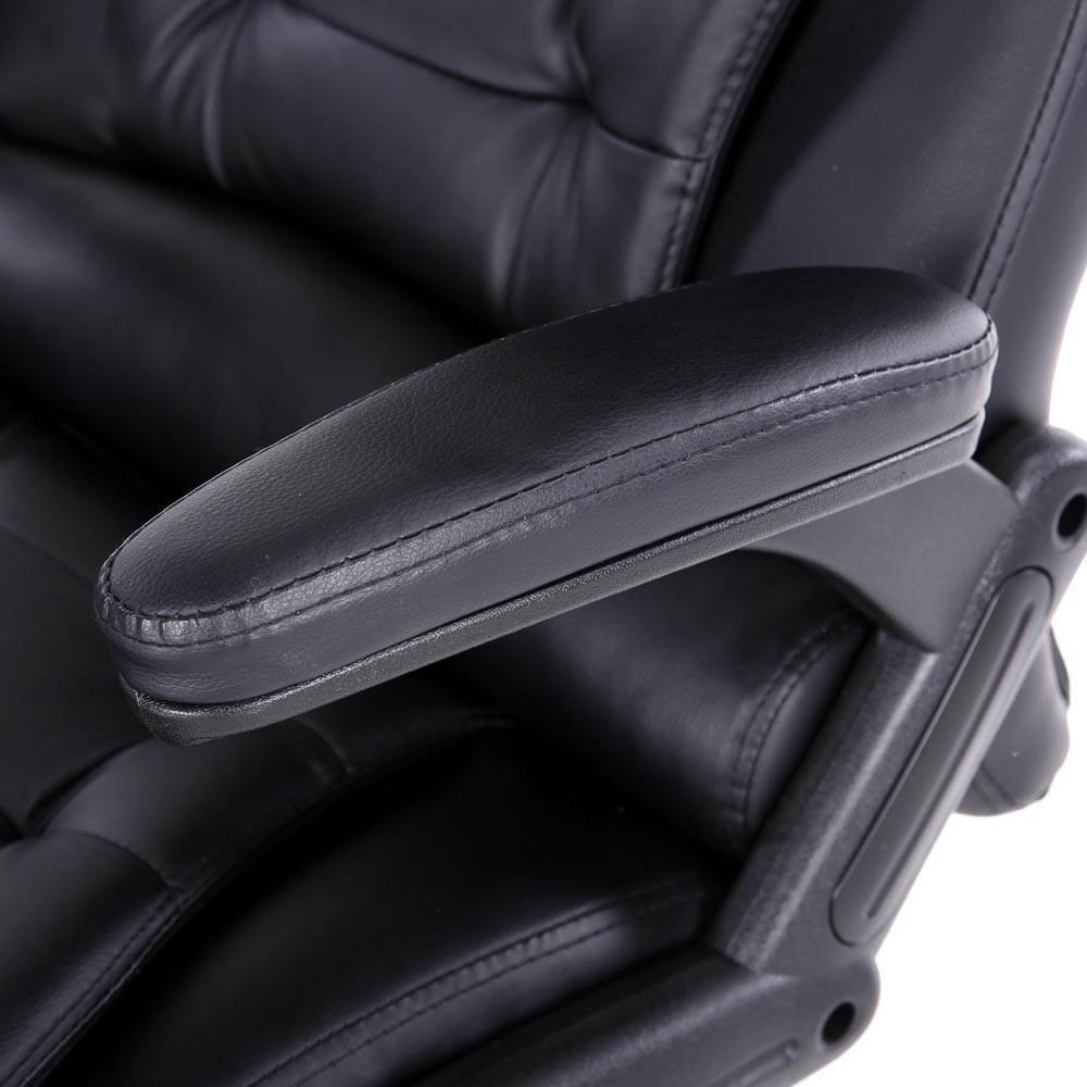 woody office massage office chair black just office chairs