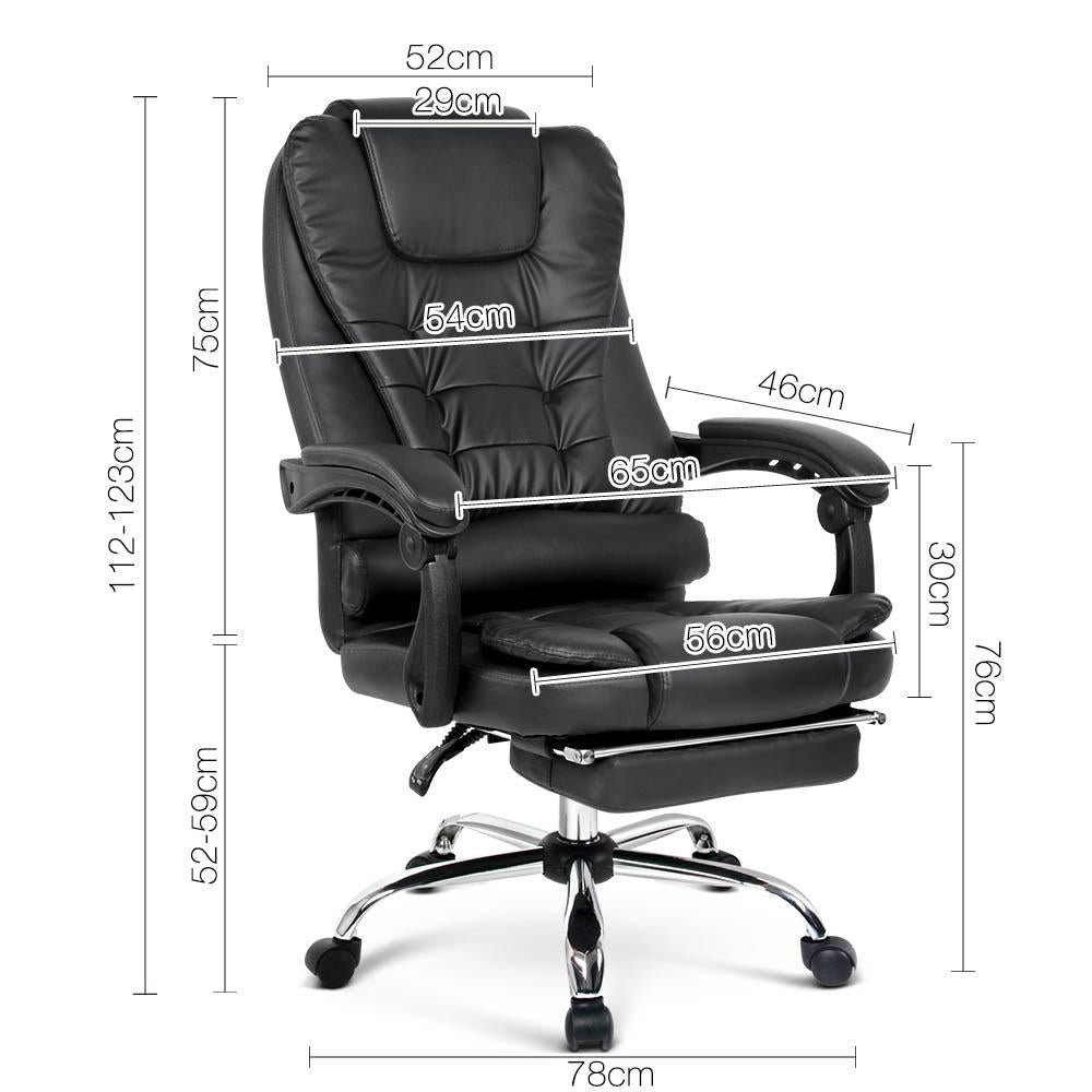leather just office chairs
