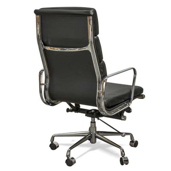 Montana Executive Office Chair Black Just Office Chairs