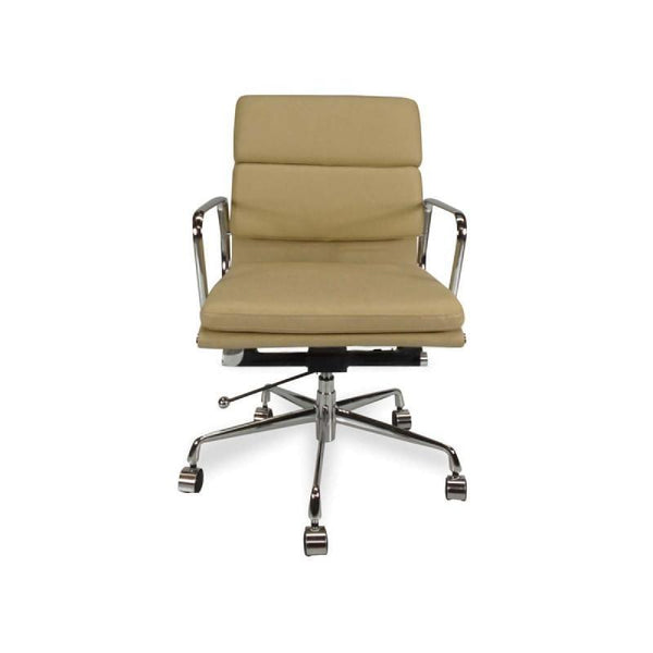 Ciro Office Chair Light Brown Just Office Chairs