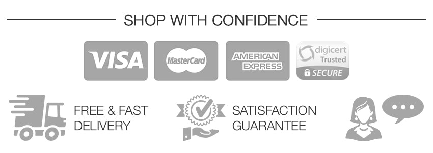 Shop with Confidence