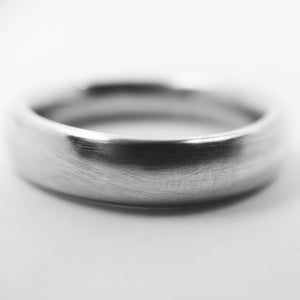 Oval Ring - 925 Sterling Silver