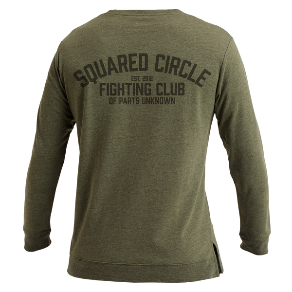 SqC Fighting Club Sweatshirt Green