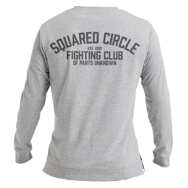 SqC Fighting Club Sweatshirt Grey