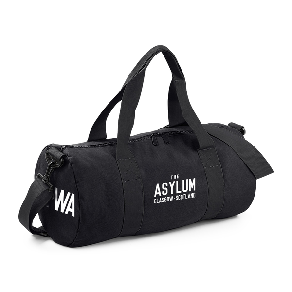 GPWA Barrel Gym Bag