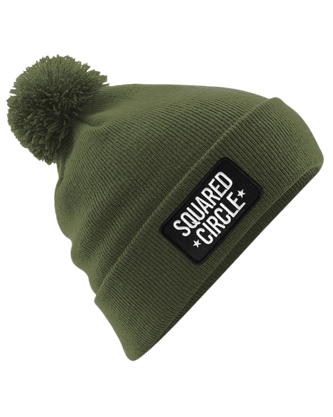 SqC Patch Green Bobble
